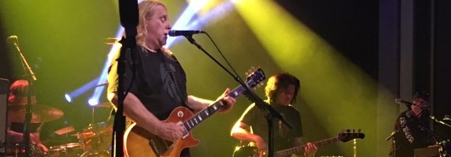 My brief review of Gov't Mule in Vancouver last night