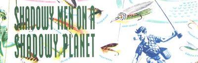 Album review: Shadowy Men on a Shadowy Planet, Sport Fishin' (1993)