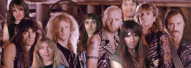 How the hell did Judas Priest get nominated to the Rock Hall before Iron Maiden?