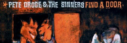 Album review: Pete Droge & the Sinners, Find a Door (1996)