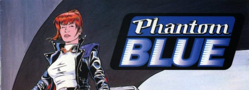 Album review: Phantom Blue, Built to Perform (1994)