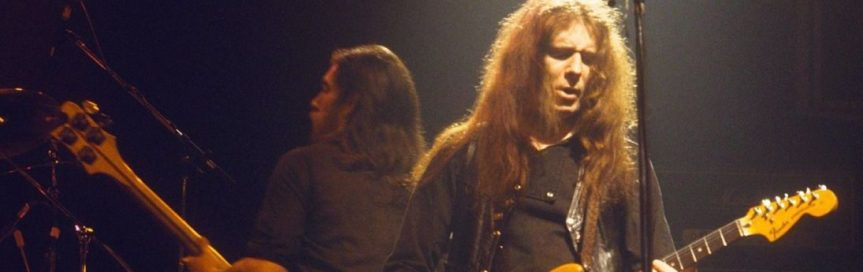 "That time Motörhead's ""Fast"" Eddie Clarke told me he just wanted to be a member of a really hot band"