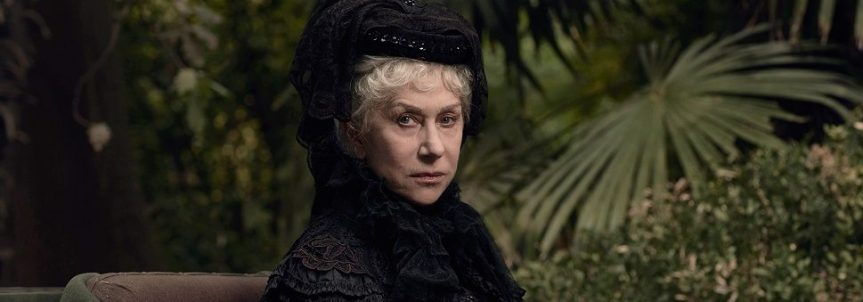 Silly Winchester proves a weak platform for Helen Mirren's horror debut