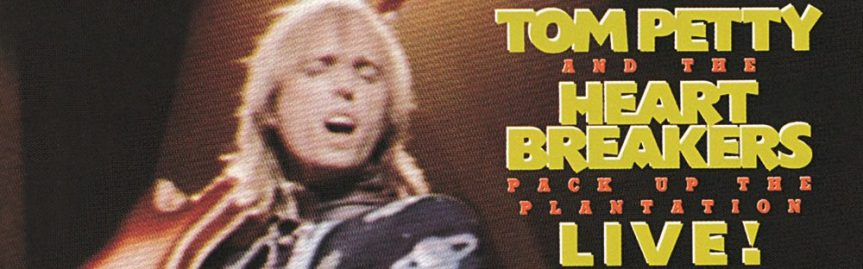 Album review: Tom Petty and the Heartbreakers, Pack Up the Plantation (1985)