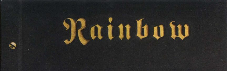 Album review: Rainbow, Finyl Vinyl (1986)