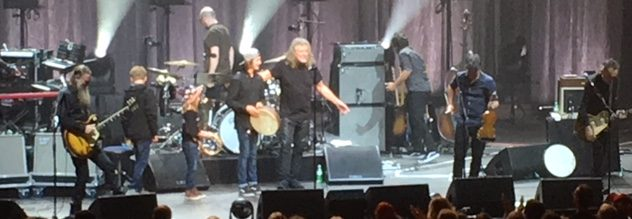 A little Zeppelin goes a long way at Robert Plant's Vancouver concert