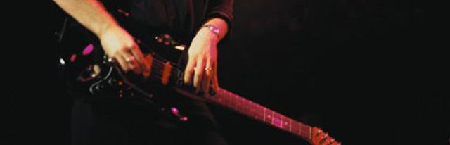 """Jeff Healey jams at the Yale Pub before tearing up the Town Pump with a feedback-laden """"Oh Canada"""""""