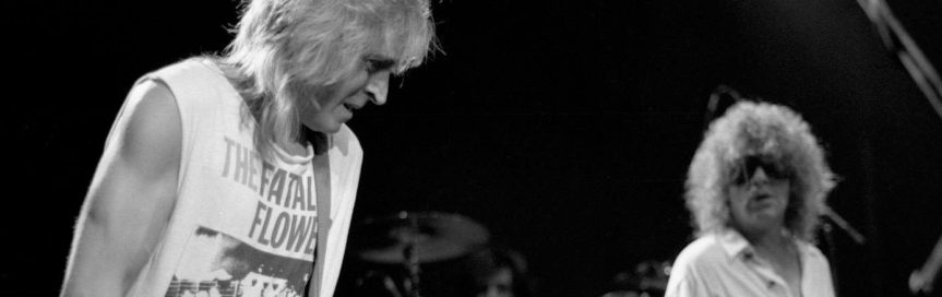 Ian Hunter and Mick Ronson bring the best of Mott the Hoople to Vancouver