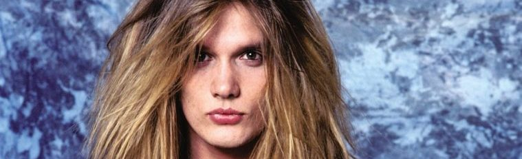 That time 20-year-old Sebastian Bach sang me a line from his Schooner beer commercial