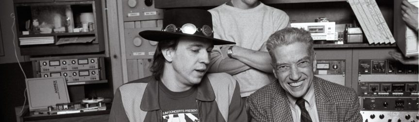 That time Stevie Ray Vaughan told me how incredibly awesome John Hammond was