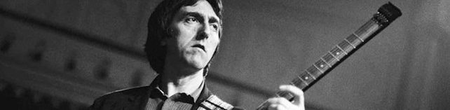 In praise of the unreal Allan Holdsworth