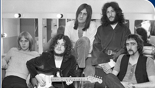Peter Green's masterful guitarwork lights up vinyl release of unearthed Fleetwood Mac live and demo tracks