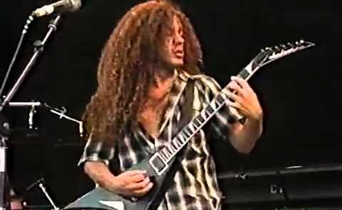 That time Megadeth's Marty Friedman told me that distortion was the common thread on the Clash of the Titans Tour