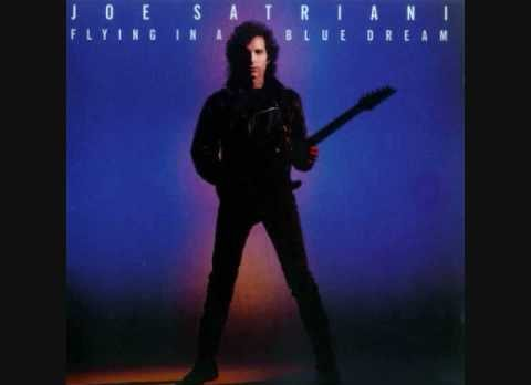 That time Joe Satriani told me that he wanted Flying in a Blue Dream to be something heavy and deep