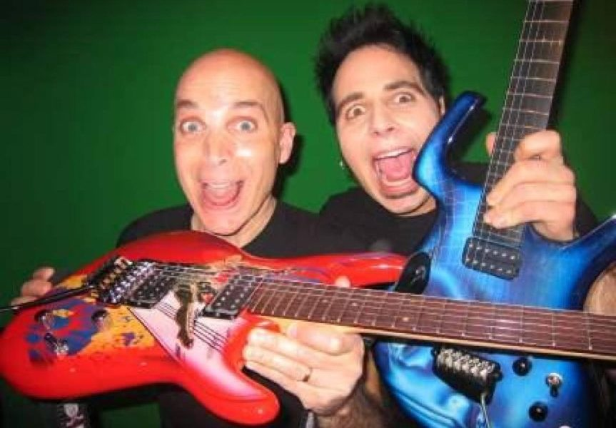 "Guitar wizard Dave Martone calls his mentor Joe Satriani a member of ""the Good Guy Club"""