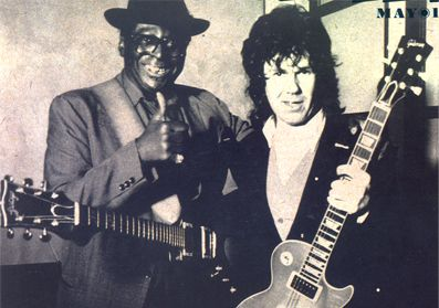 "That time Albert King told me that Gary Moore could play guitar: ""I guarantee it"""