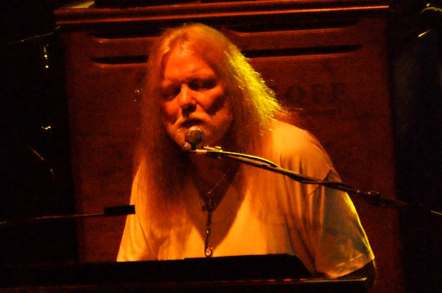 That time I asked Gregg Allman how it was different touring solo than with the Allman Brothers