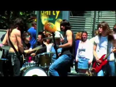 Toronto's Kill Cheerleader earns praise from Lemmy and Nikki Sixx