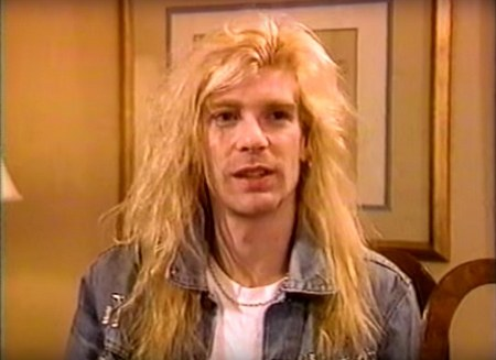 That time I asked Steve Clark what the guys in Def Leppard liked to do to pass time on the road