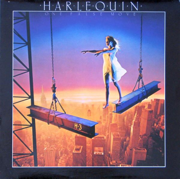 Album review: Harlequin, One False Move (1982)