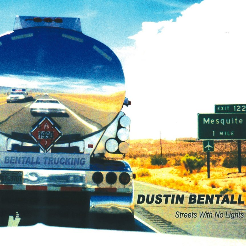 Album review: Dustin Bentall, Streets With No Lights (2006)
