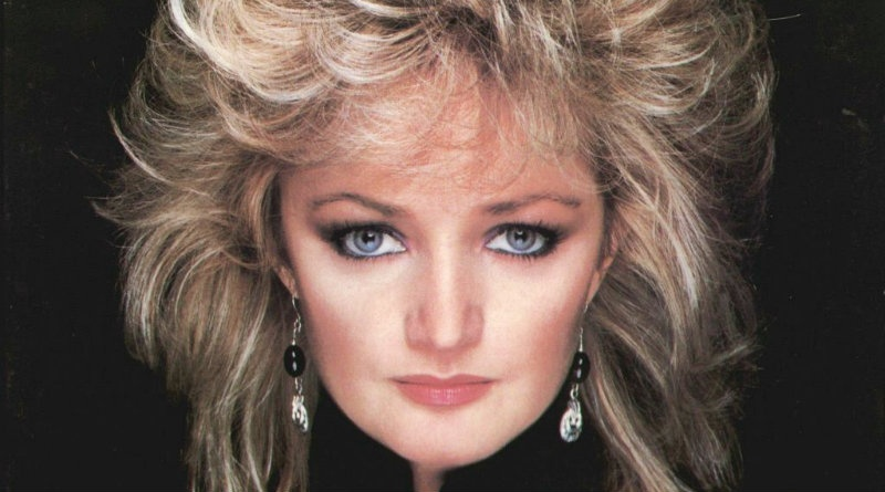 """Bonnie Tyler skips the heartache and goes straight for the glory with """"Total Eclipse of the Heart"""""""