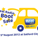 The Real Radio car boot sale