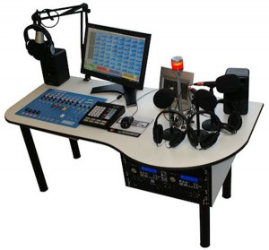 School radio equipment