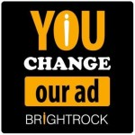 You change our ad