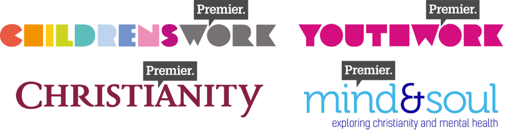 Premier Media Group family of logos