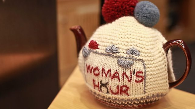 knitted teapot