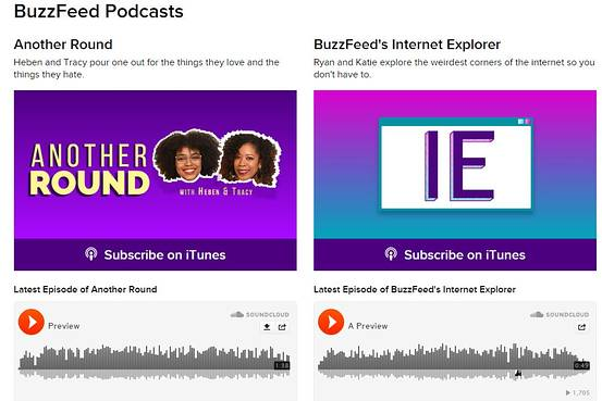 buzzfeed podcast