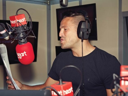 Mark Wright working