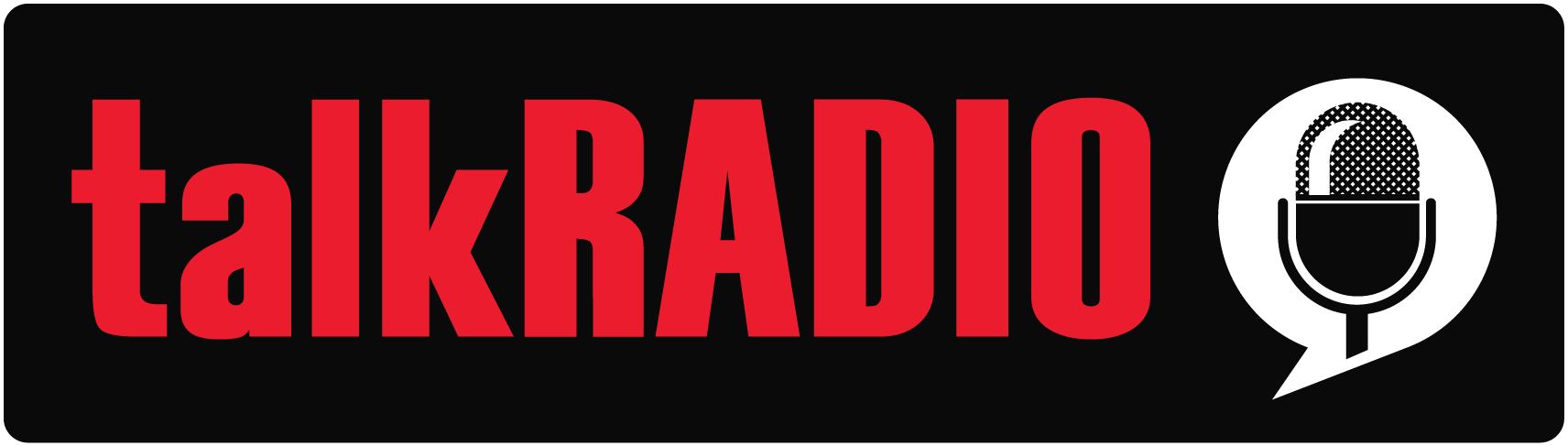 talkRADIO logo - long