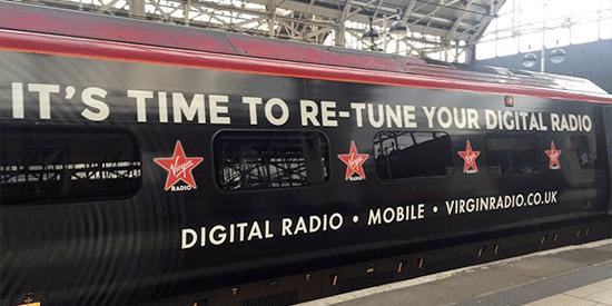 The Virgin Radio Star. Photo: Radio Airtime Media