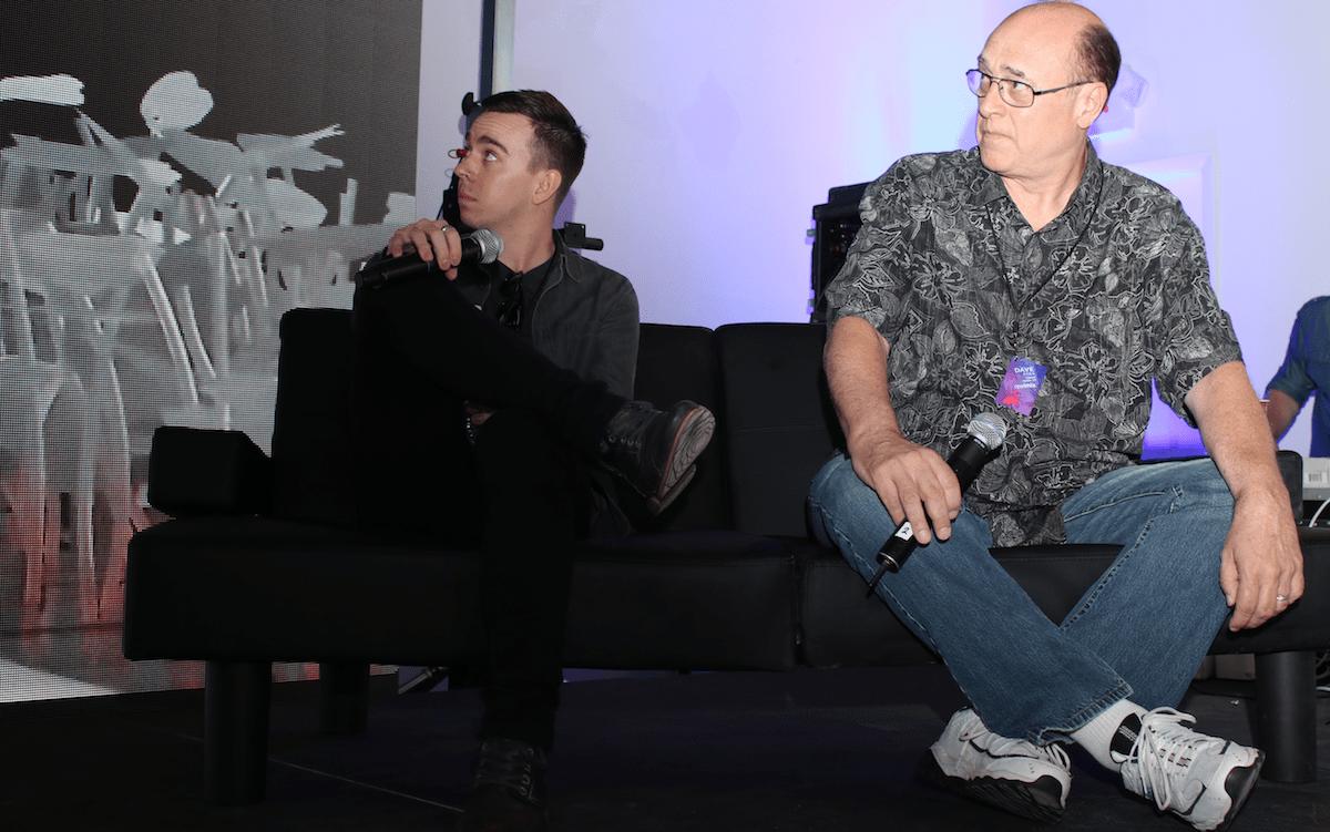 Ron Tarrant and Dave Foxx