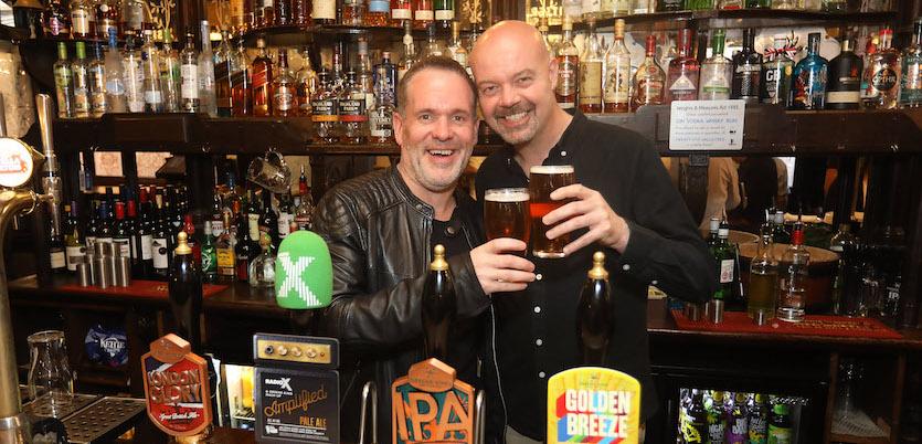 Twenty two times radio has made beer   Earshot