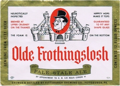 Olde Frothingslosh