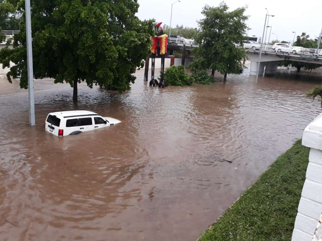 Flooding In Mexico