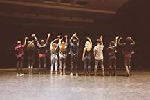 Theatre Arts Student Black Box