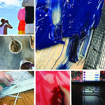 Senior Art Show: socialMEDIA