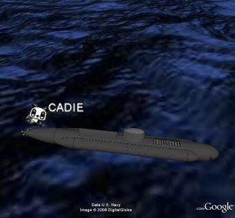 Cadie Submarine