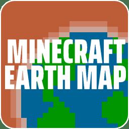 Minecraft Earth Map