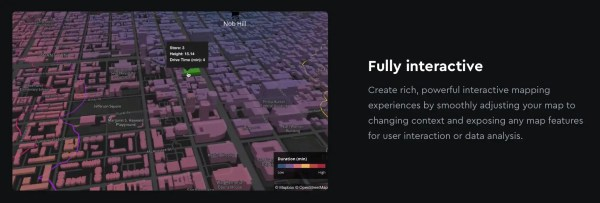 Mapbox mappa interattiva - earth2italia.net