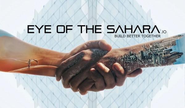 The Eye of the Sahara - Earth 2 megacity - earth2italia.net