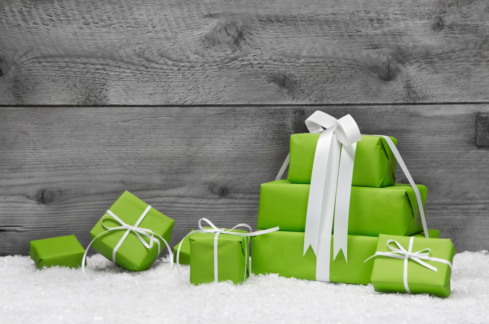 Shoppers Searching For Green Gifts This Season