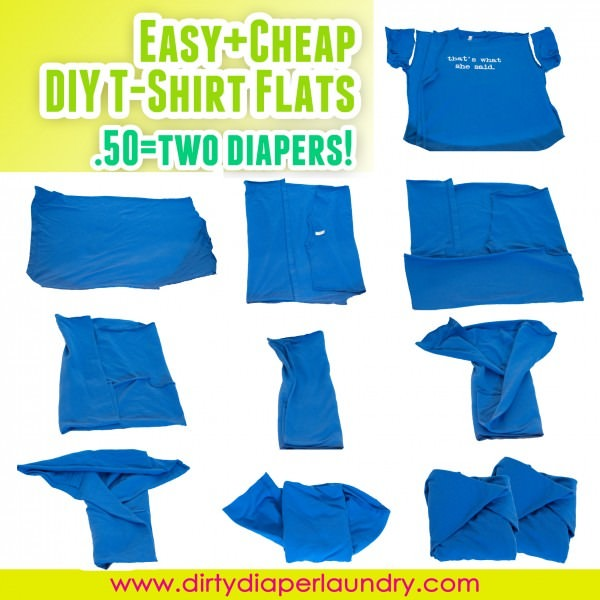 tshirt cloth diaper