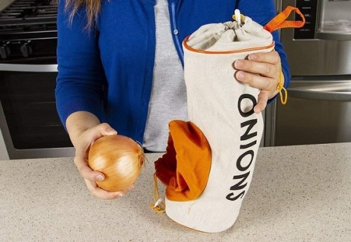 Evriholder Onion Keeper storage bag