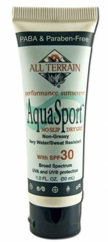 All Terrain AquaSport Sunscreen Lotion, SPF 30