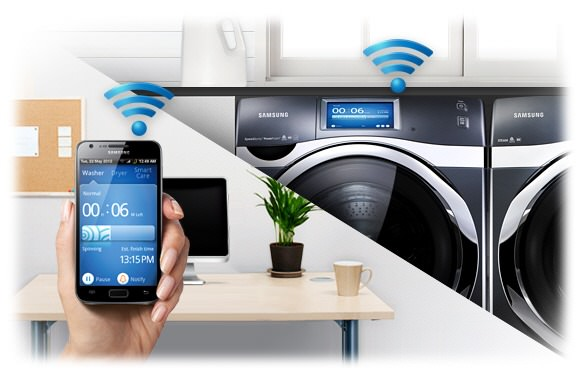 Image Result For Samsung Smart Home Wifi Washer And Dryer